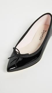 Repetto Brigitte Pointed Toe Ballet Flats