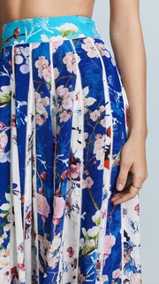 ROCOCO SAND Bella Pleated Long Skirt