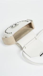 Salar Mini Ring Cross Body Bag