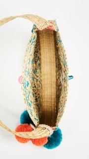 Sophie Anderson Gia Woven Shoulder Bag