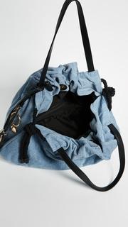 See by Chloe Flo Denim Shoulder Bag