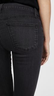 Siwy Lauren Mid Rise Skinny Jeans