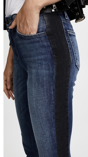 Siwy Janine High Rise Straight Leg Jeans