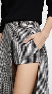 Sandy Liang Uniform Skort