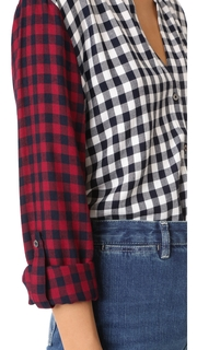 Soft Joie Dane Button Down Shirt
