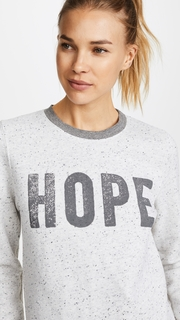 Sol Angeles Hope Peppered Pullover