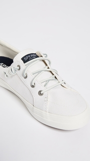 Sperry Crest Vibe Linen Sneakers