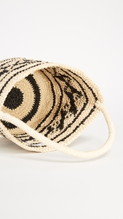 Sensi Studio Tribal Bucket Bag