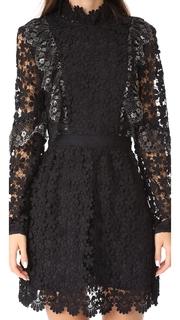 Stevie May Portrait Mini Dress