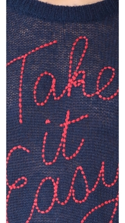 SUNDRY Take It Easy Sweater