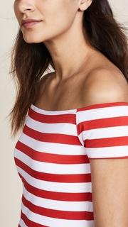 Susana Monaco Sade Off Shoulder Dress
