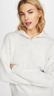 360 SWEATER Lillian Hooded Sweater