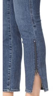3x1 Higher Ground Split Zip Jeans