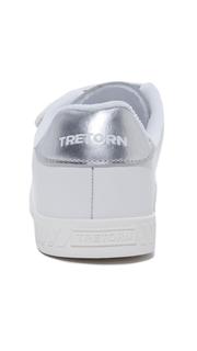 Tretorn Carry II Velcro Sneakers