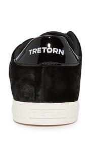 Tretorn Carry IV Velcro Sneakers