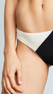 ViX Swimwear Betsey Black Basic Bikini Bottoms