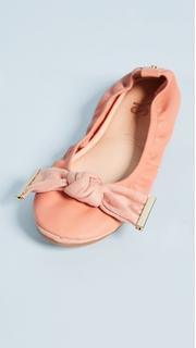 Yosi Samra Stella Knot Ballet Flats