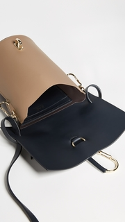 ZAC Zac Posen Belay Cross Body Colorblock Bag