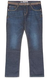 джинсы с ремнем Tom Tailor