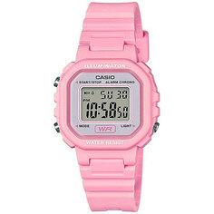 Электронные часы женский Casio Collection La-20wh-4a1 Pink