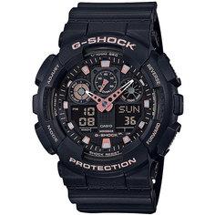 Электронные часы Casio G-Shock Ga-100gbx-1a4 Black