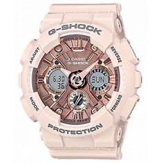 Электронные часы женский Casio G-Shock Gma-s120mf-4a Pink