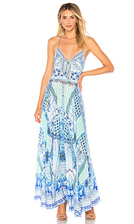 Макси платье - Camilla