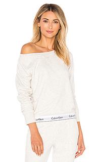 Свитшот с длинным рукавом modern - Calvin Klein Underwear