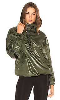 Куртка-пуловер wet look - IVY PARK