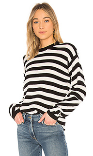 Round neck stripe knit - Joseph