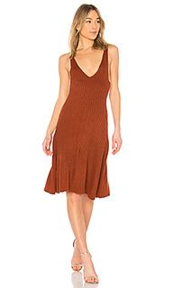 Вязаное макси-платье 712 - LPA