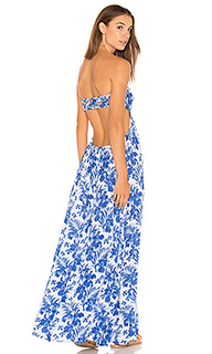 Макси платье kai - Tiare Hawaii