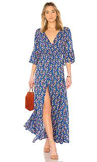 Макси платье surry - Tiare Hawaii