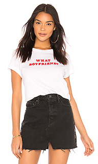 Топ what boyfriend - Wildfox Couture