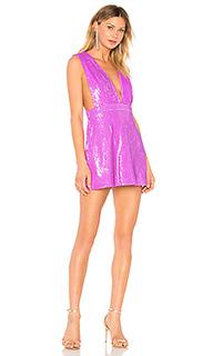 Мини-платье с блестками chiquitita - X by NBD