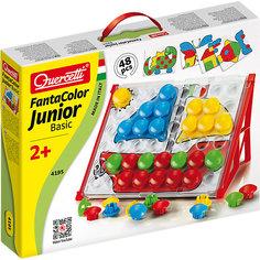 """Мозаика """"Фантастические цвета"""" для малышей """"Джуниор бейсик"""", 48 деталей, Quercetti"""