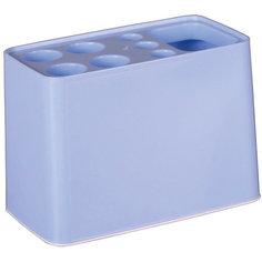 """Подставка """"Дебют"""" для зубных щёток, Alternativa, голубой"""