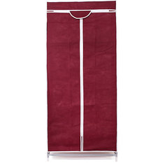 Тканевый шкаф Кармэн, Homsu, бордовый