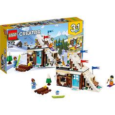 Конструктор LEGO Creator 31080: Зимние каникулы (модульная сборка)