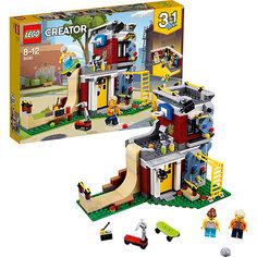 Конструктор LEGO Creator 31081: Скейт-площадка (модульная сборка)