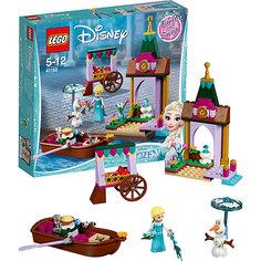 Конструктор LEGO Disney Princess 41155: Приключения Эльзы на рынке