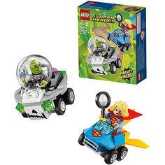 Конструктор LEGO Super Heroes 76094: Mighty Micros: Супергёрл против Брейниака