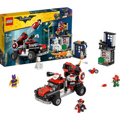 Конструктор LEGO Batman Movie 70921: Тяжёлая артиллерия Харли Квинн