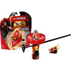 Фигурка с пусковым устройством LEGO Ninjago 70633: Кай — мастер Кружитцу