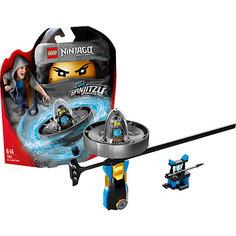 Фигурка с пусковым устройством LEGO Ninjago 70634: Ния — Мастер Кружитцу