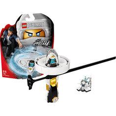 Фигурка с пусковым устройством LEGO Ninjago 70636: Зейн — Мастер Кружитцу