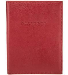 Кожаная обложка для паспорта Picard