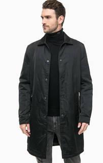 Удлиненнкая куртка на кнопках Calvin Klein Jeans