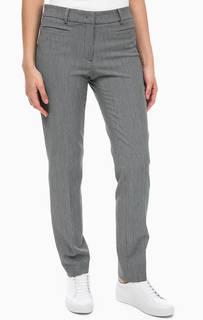 Серые трикотажные брюки More & More