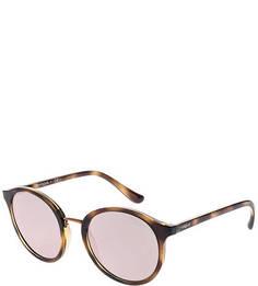 Солнцезащитные очки с зеркальными линзами Vogue